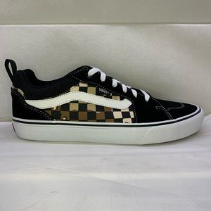 Vans Old Skool Filmore Checkerboard Camo / Black
